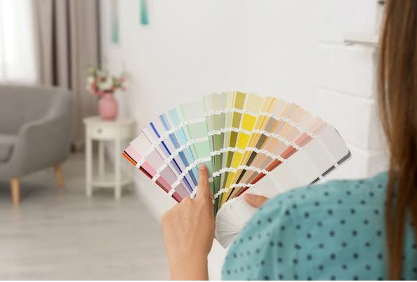 Increasing Your Home's Value with a Fresh Coat of Paint